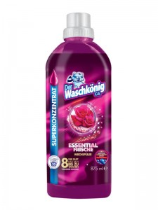 Der Waschkönig C.G. Essential Frische highly concentrated fabric conditioner