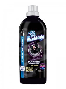 Der Waschkönig C.G. Schwarze Ochridee highly concentrated fabric conditioner