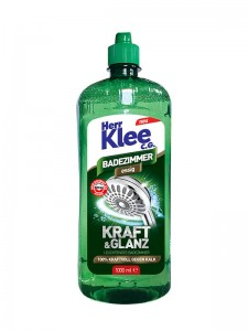 Acetic bathroom cleaning liquid Herr Klee C.G. 1 l