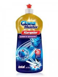 GlanzMeister rinse aid 920 ml